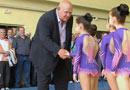 подкрепа на Детски спортни игри Старозагорски олимпийски надежди - 2014