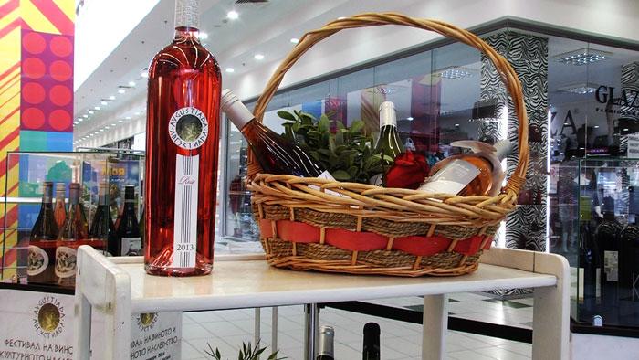 Стара Загора - Фестивал на виното и културното наследство Августиада 2014